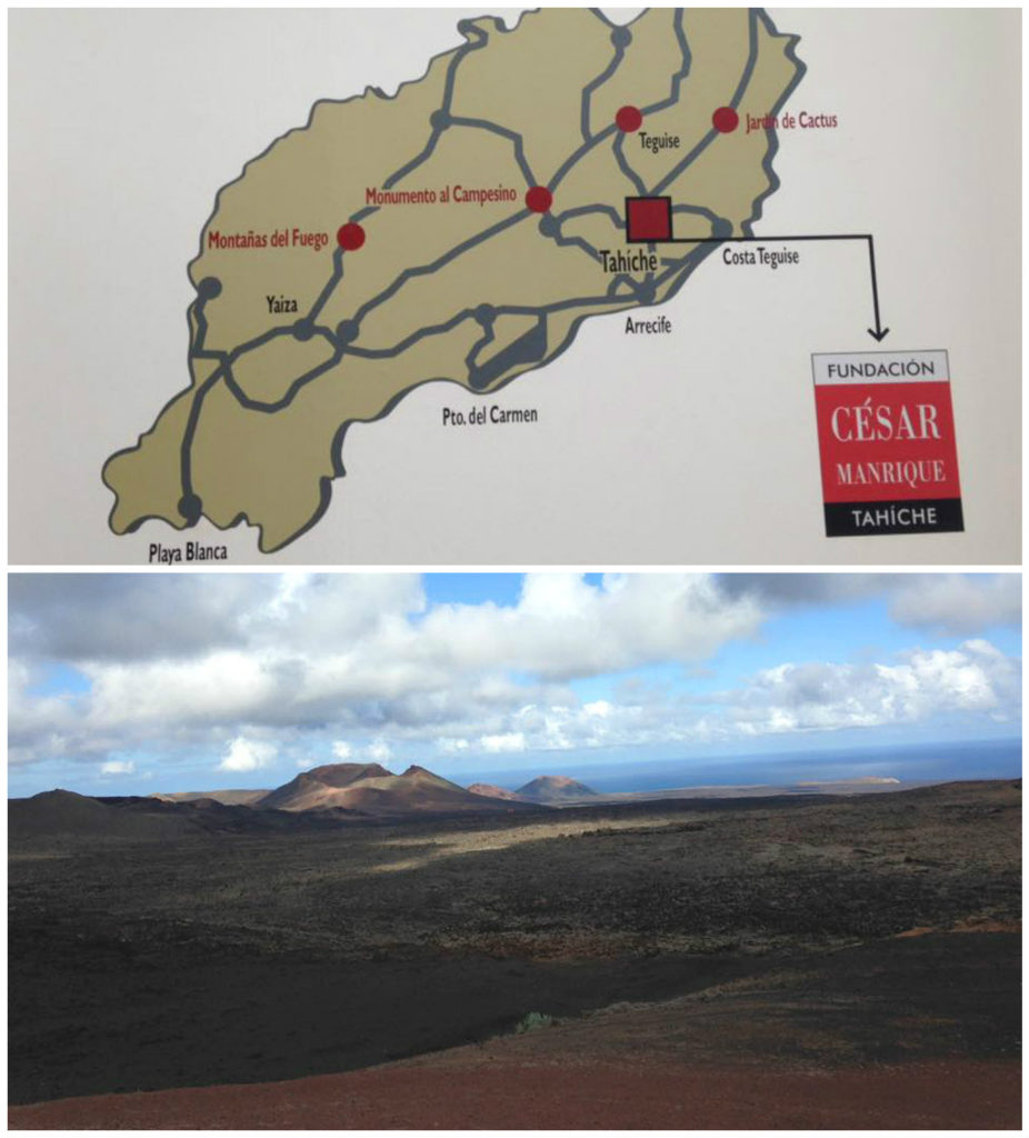 Lanzarote - the island of César Manrique