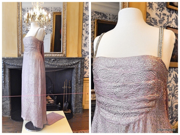 Evening dress 001 - The history of a Fashionable Family in Amsterdam