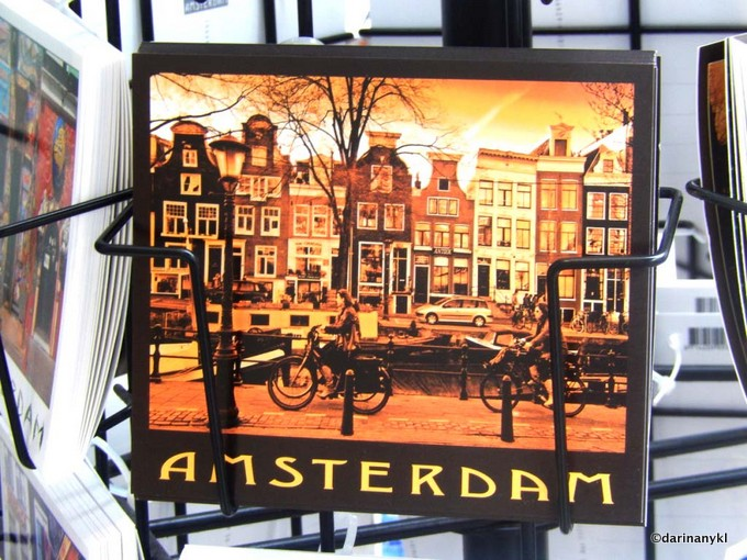 A Sunny Day in Amsterdam