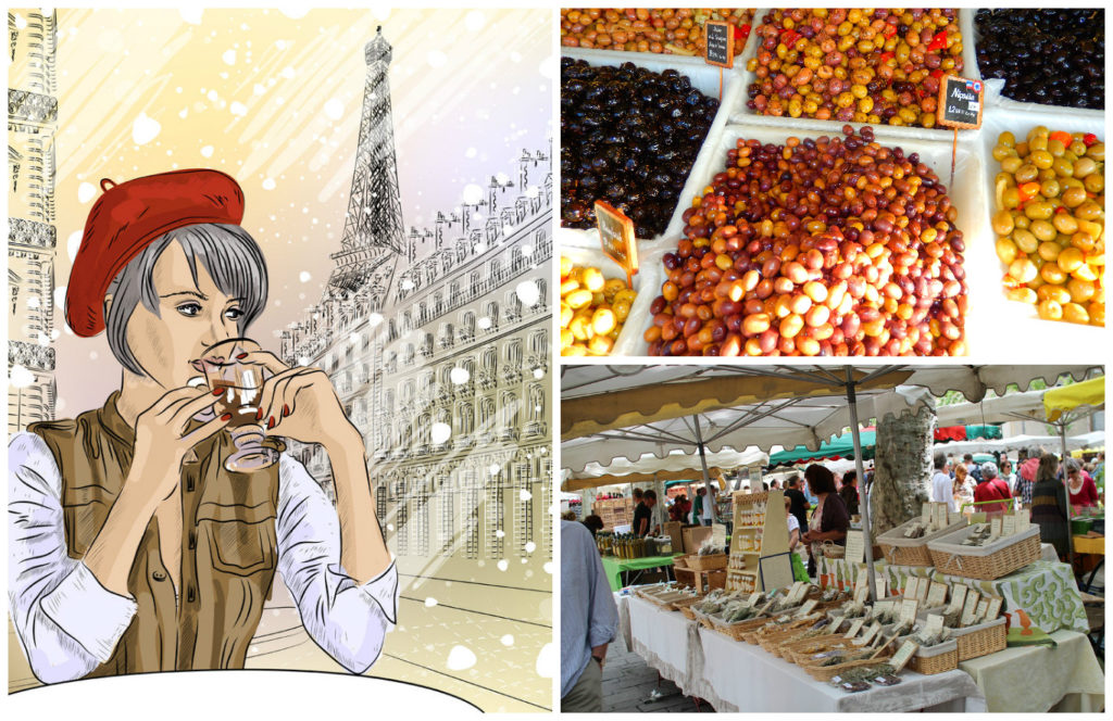 Parisienne Diary | The Markets of Provence