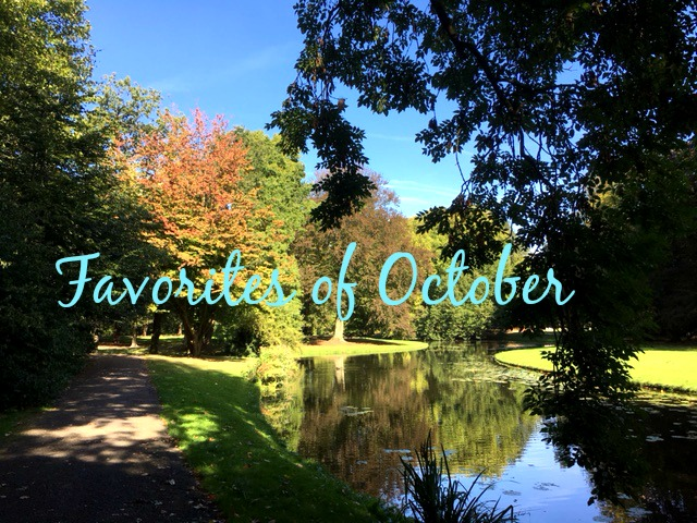 Favorites of October