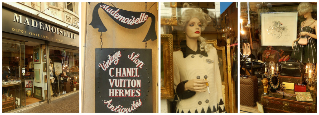 Mademoiselle Vintage Shop in Nice