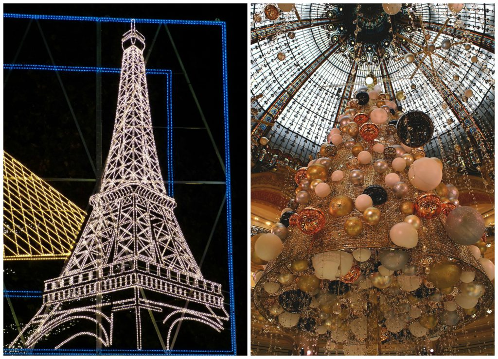 Parisienne Diary | Christmas in Paris