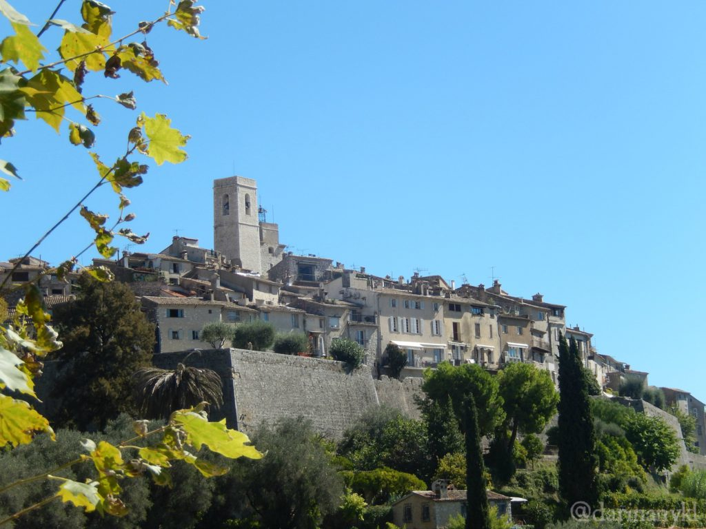 Daytrip to Saint Paul de Vence