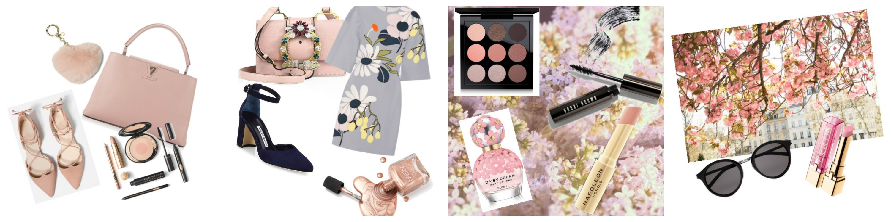 Spring Wish List - Wish List March: Spring in the Air!