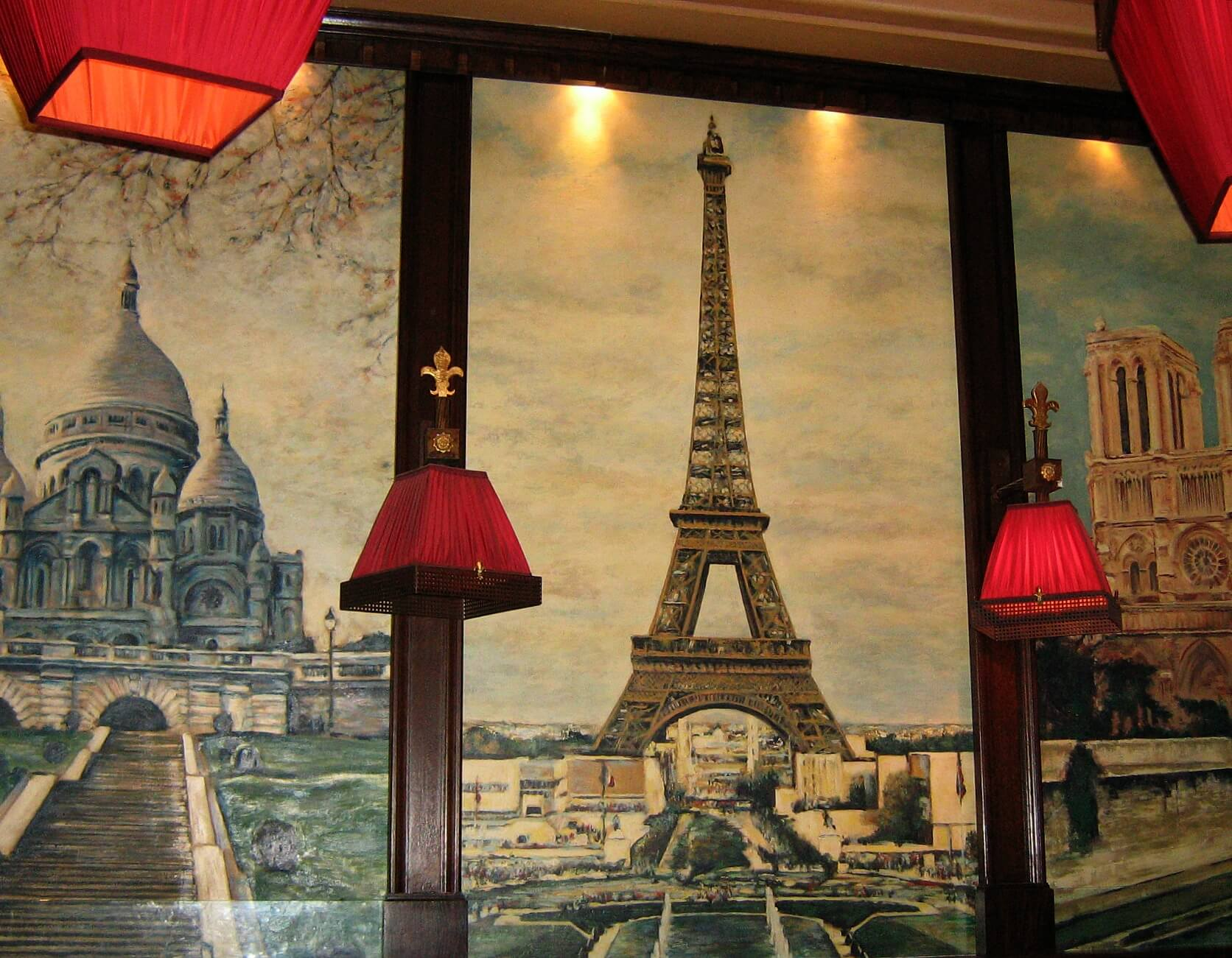 5 Parisian Things #7