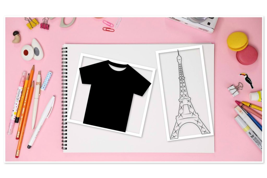 Special Outfit | The Illustrated Parisian T-shirt