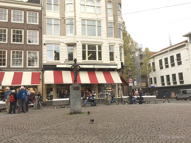 Amsterdam Spui - Photo Diary | Holiday!