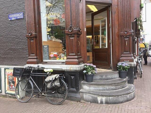 Keizersgracht Amsterdam - Photo Diary | Holiday!