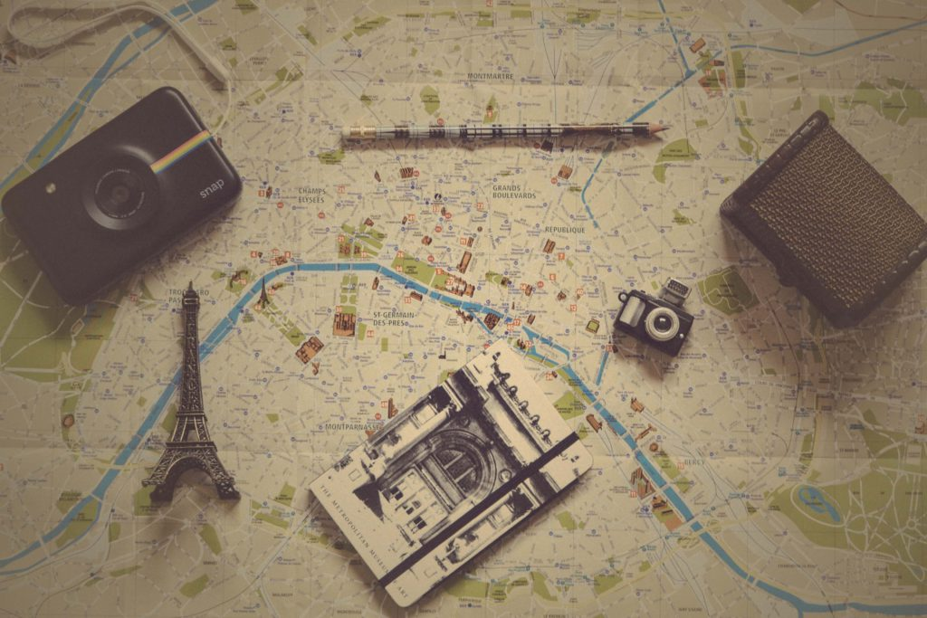 My Plans for Paris