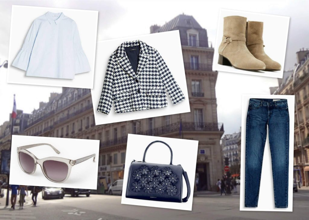 Fashion Notes | In The Streets of Paris
