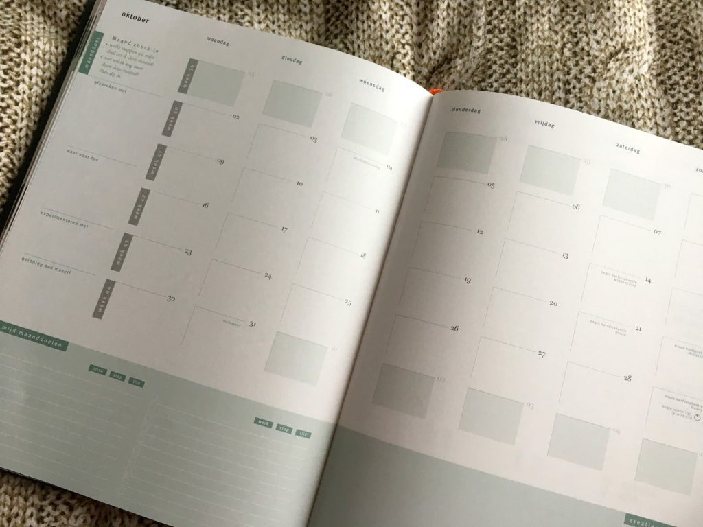 Review | De Purpuz Planner - Stop Dromen, Start Doen!