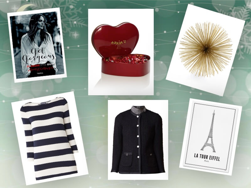 Christmas Gift Guide | French-Inspired Gifts