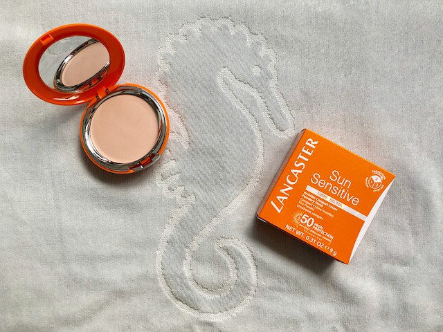Beauty review | Lancaster Invisible Compact Cream SPF50 Zonbescherming